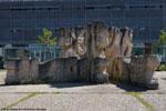 Yasuo Mizui | La fontaine pétrifiée (vers 1970)