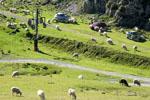Sports d'hiver et pastoralisme, double utilisation de La Pierre-Saint-Martin, Pyrénées-Atlantiques