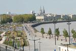 Usages des quais de Bordeaux, Gironde