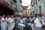 Banda | Défilé dans les rues de Dax (2010), Landes