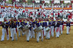 Banda | Traversée des arènes de Dax (2010), Landes