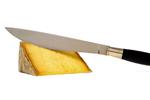 Couteau à fromage Nontron | Design Christian Ghion | Manche en ébène